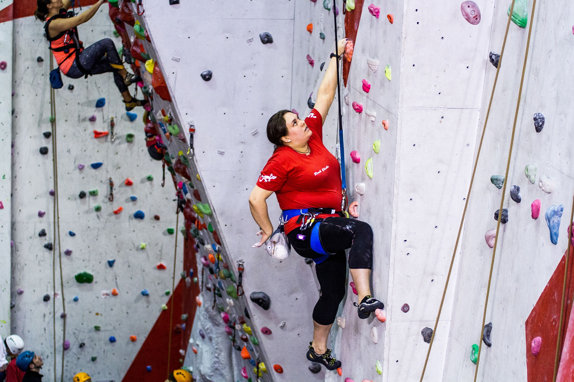 BMC This Girl Can Climbing by Jessie Leong