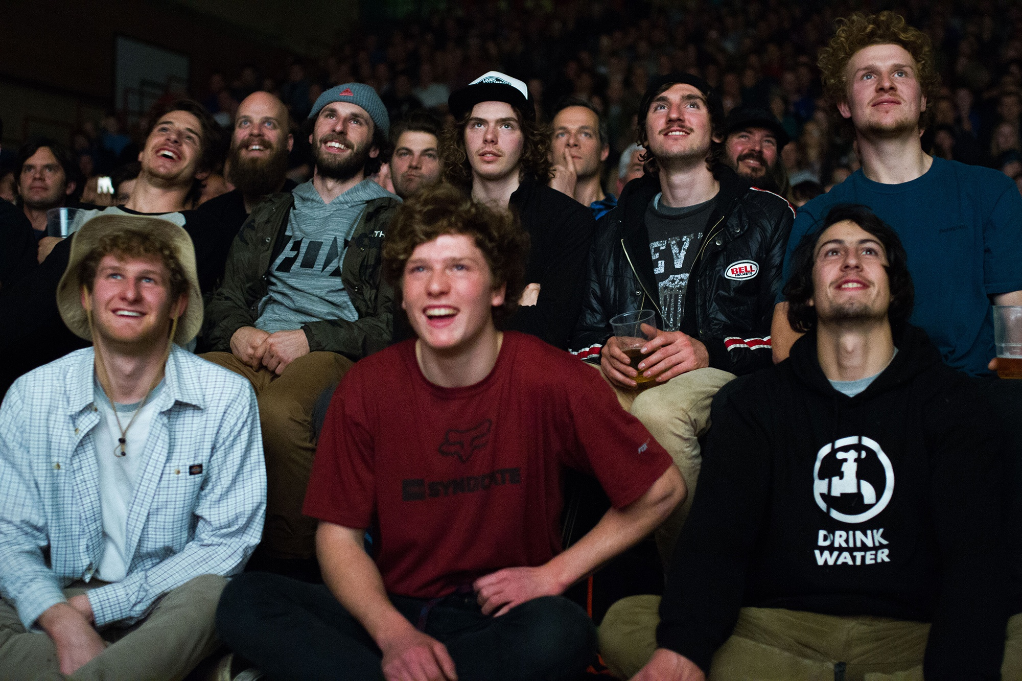 Ratboy and friends at Kendal Mountain Festival