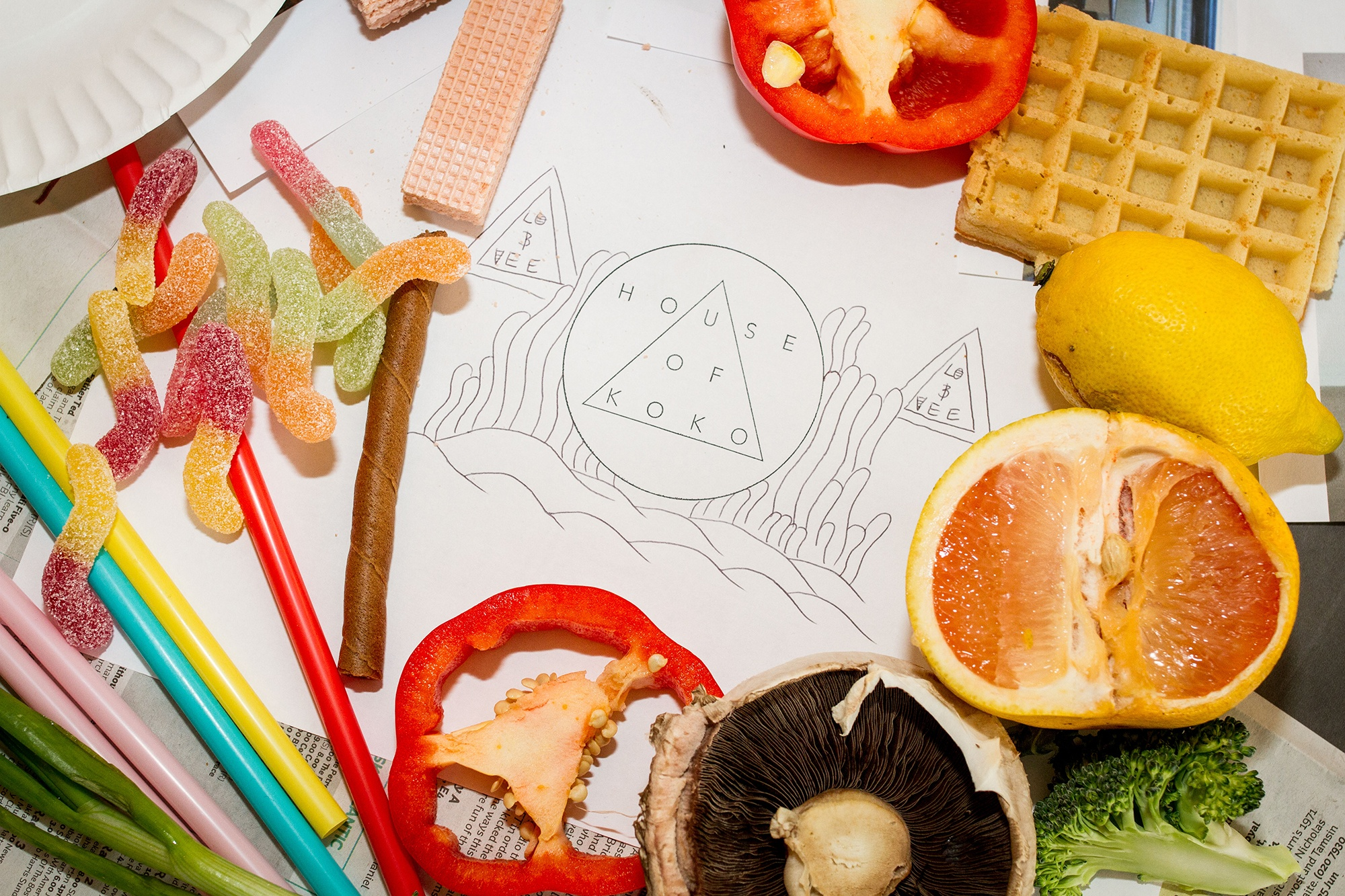 Creative Art Classes at House of Koko, Photography by Jessie Leong