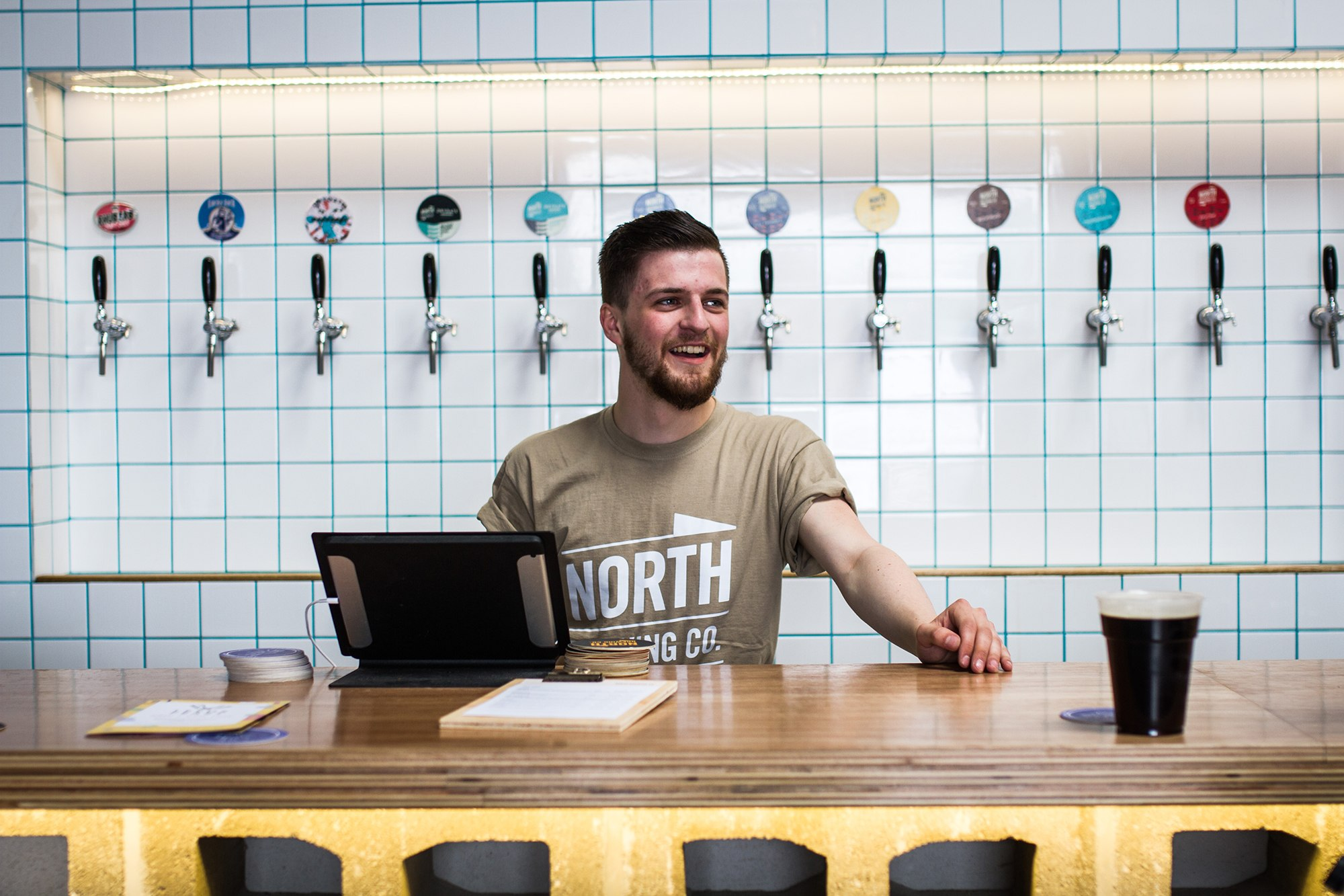 North Brewery Company. Photography by Jessie Leong Photography