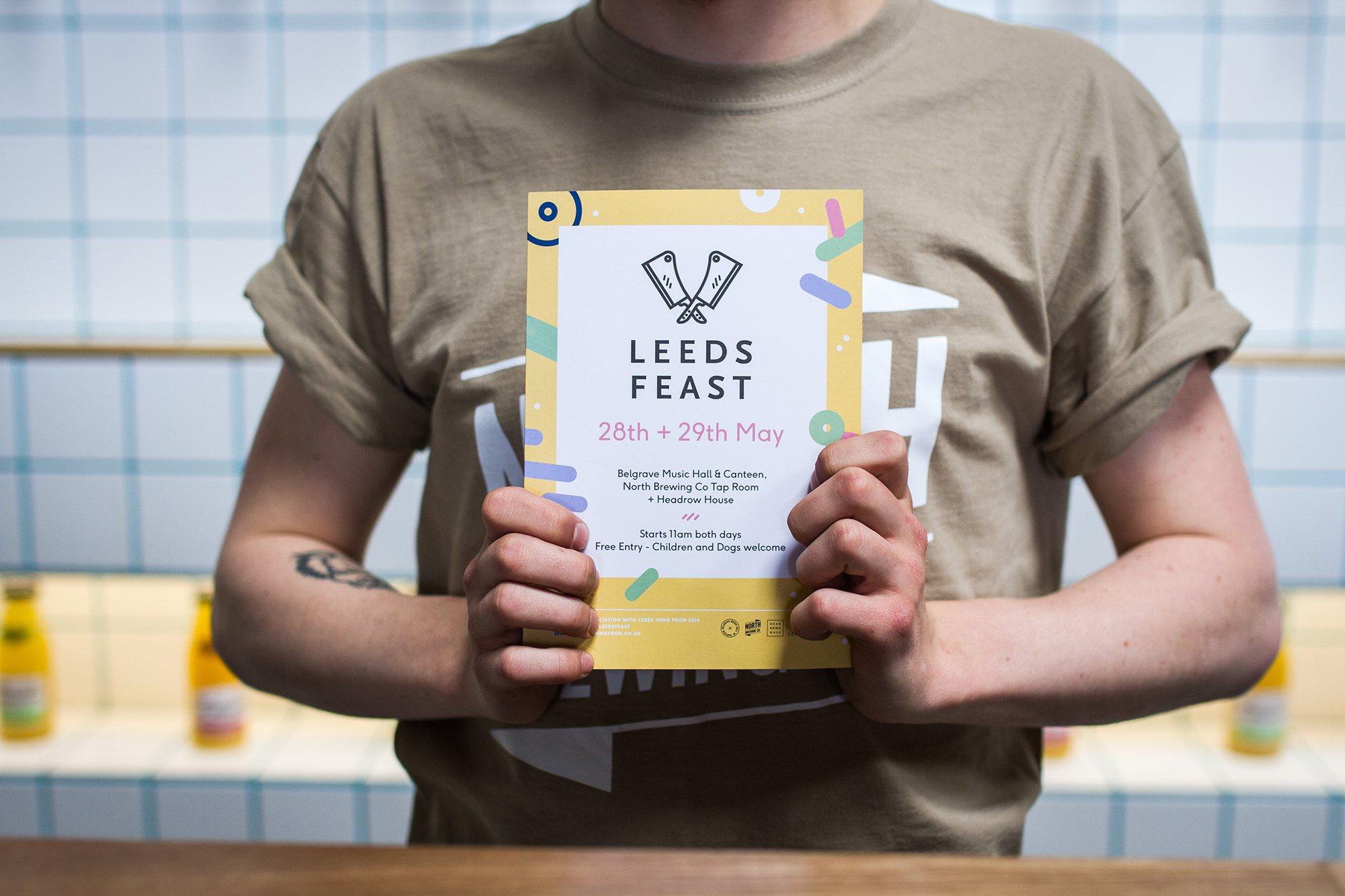 Leeds Feast at Leeds Indie Food Festival