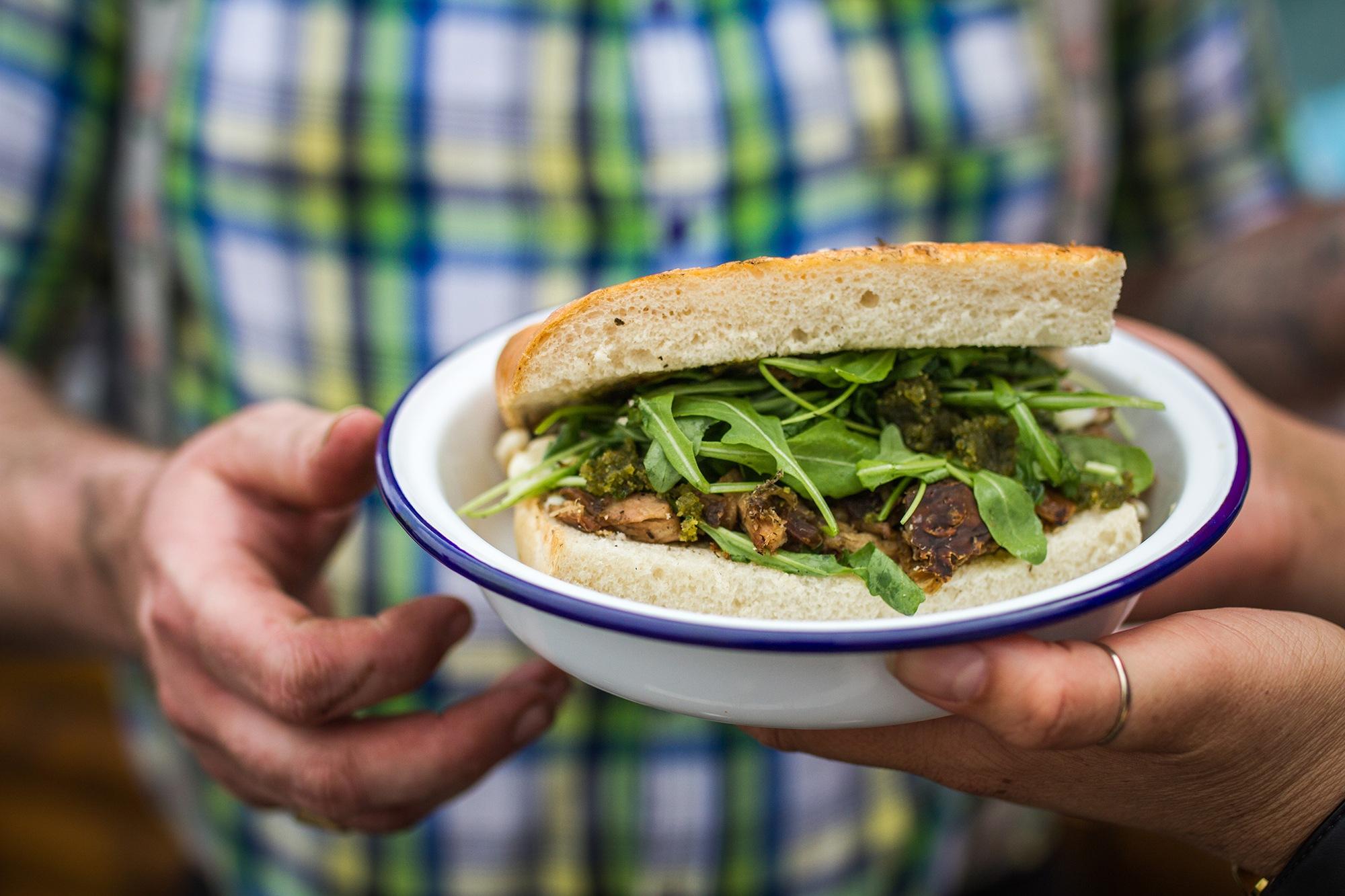 Street Food Vendor, Leeds Indie Food Festival