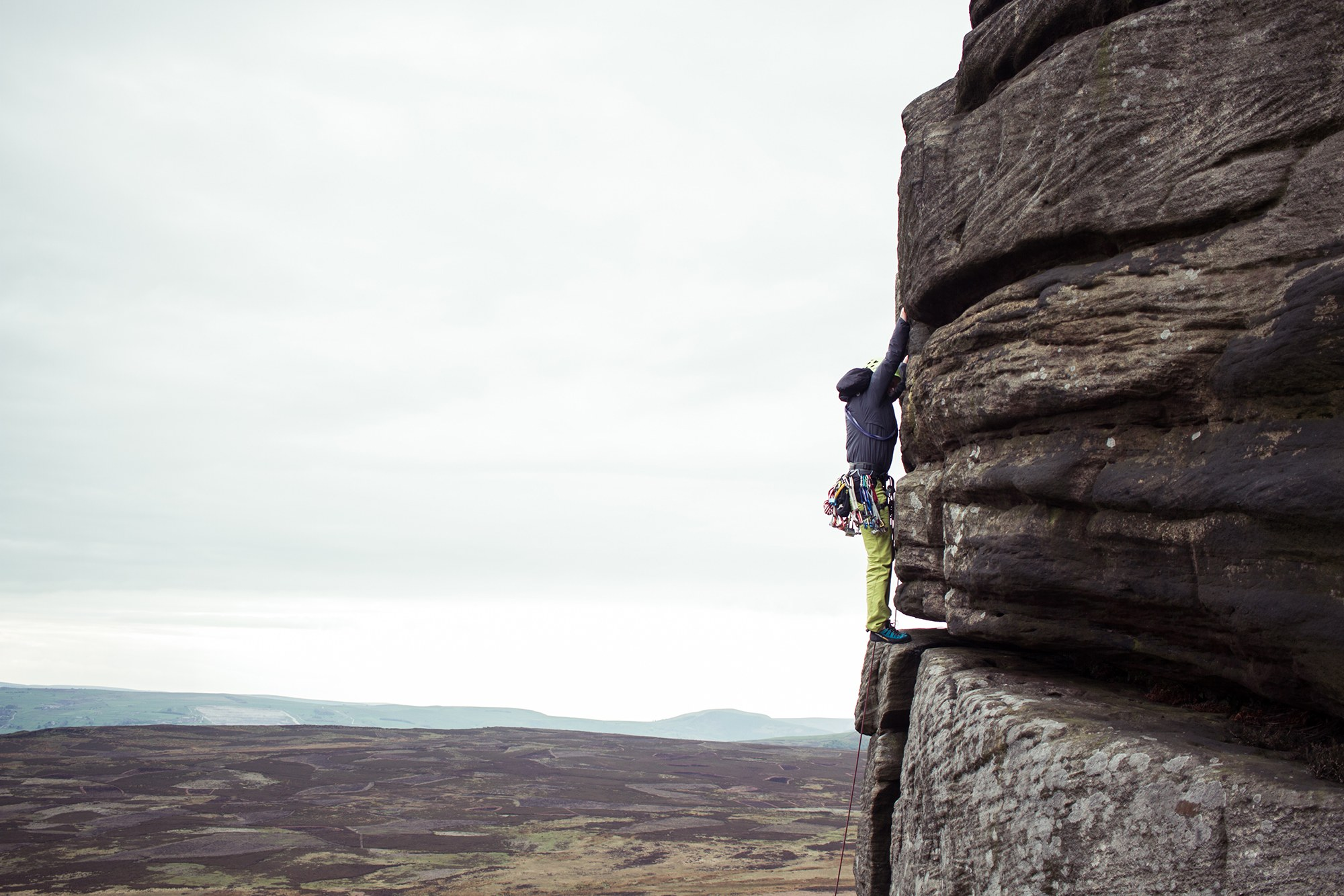 Photograph of Emma Cooper for YORKSHIRE GRIT